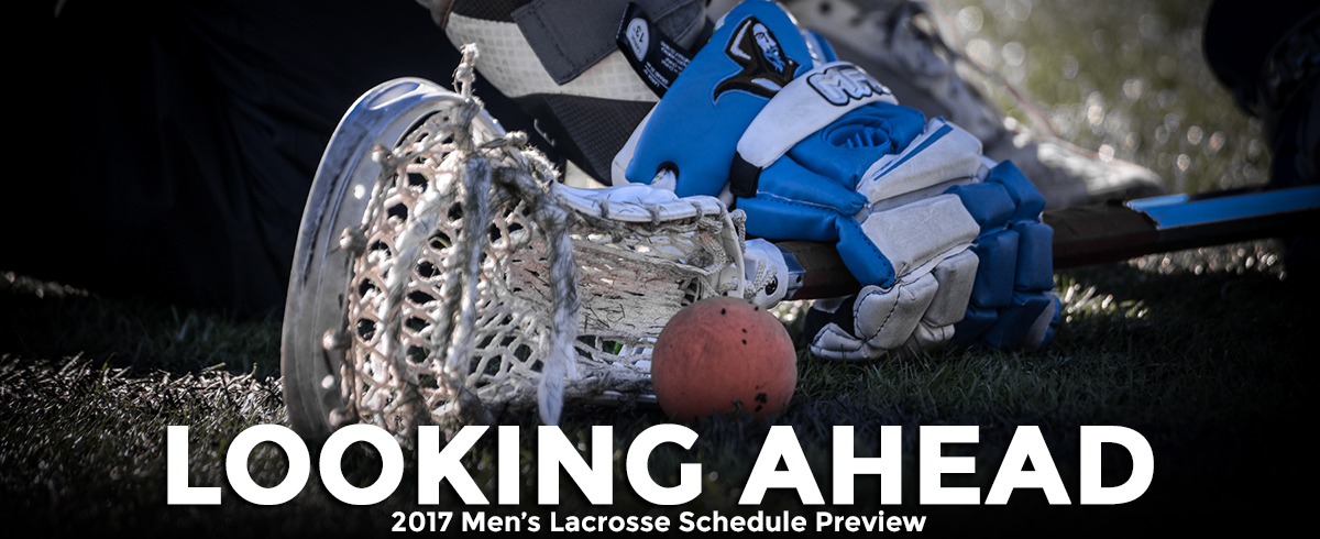2017 Men's Lacrosse Schedule Preview