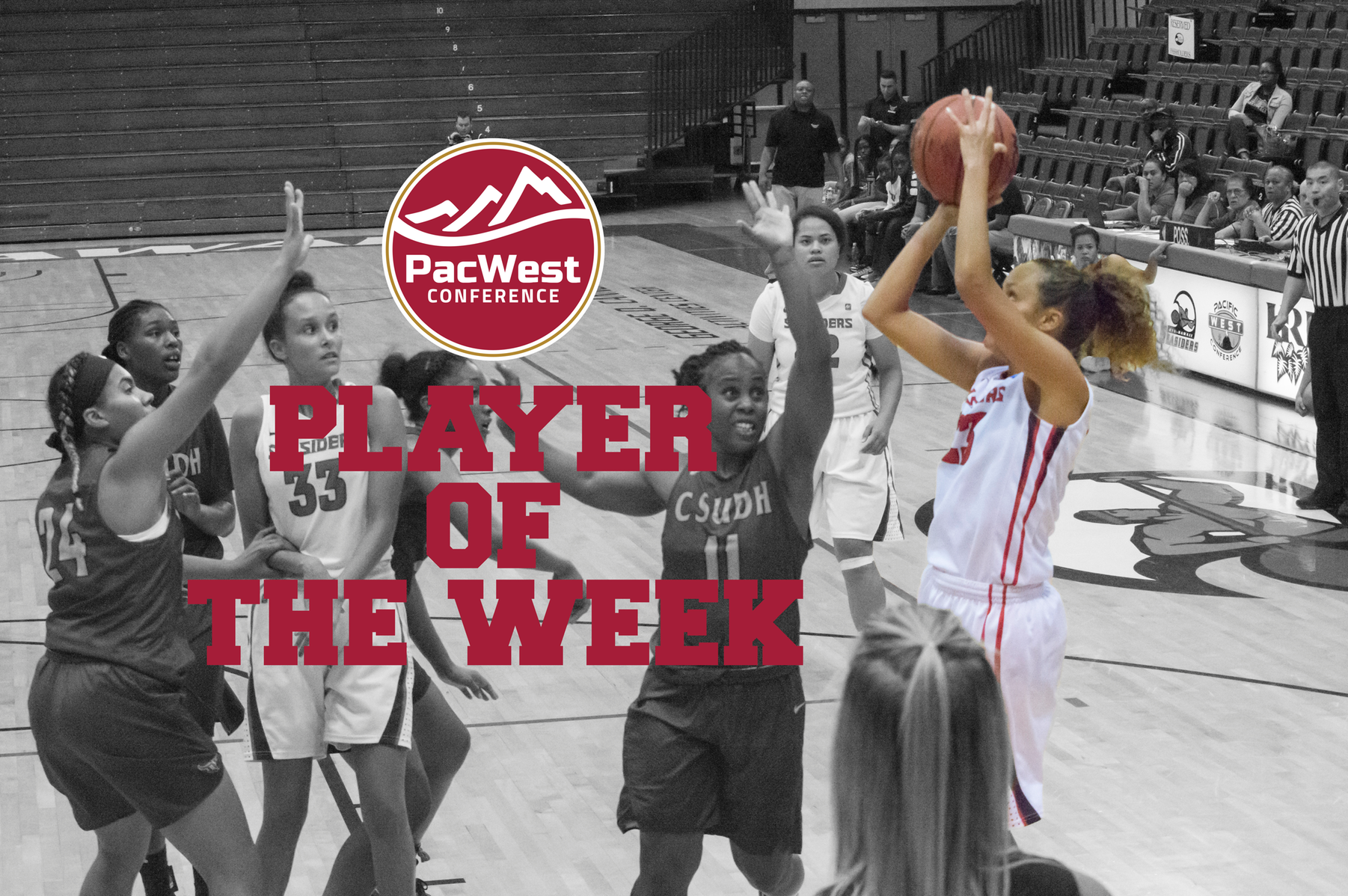 Safia Sheikh named PacWest Player of the Week