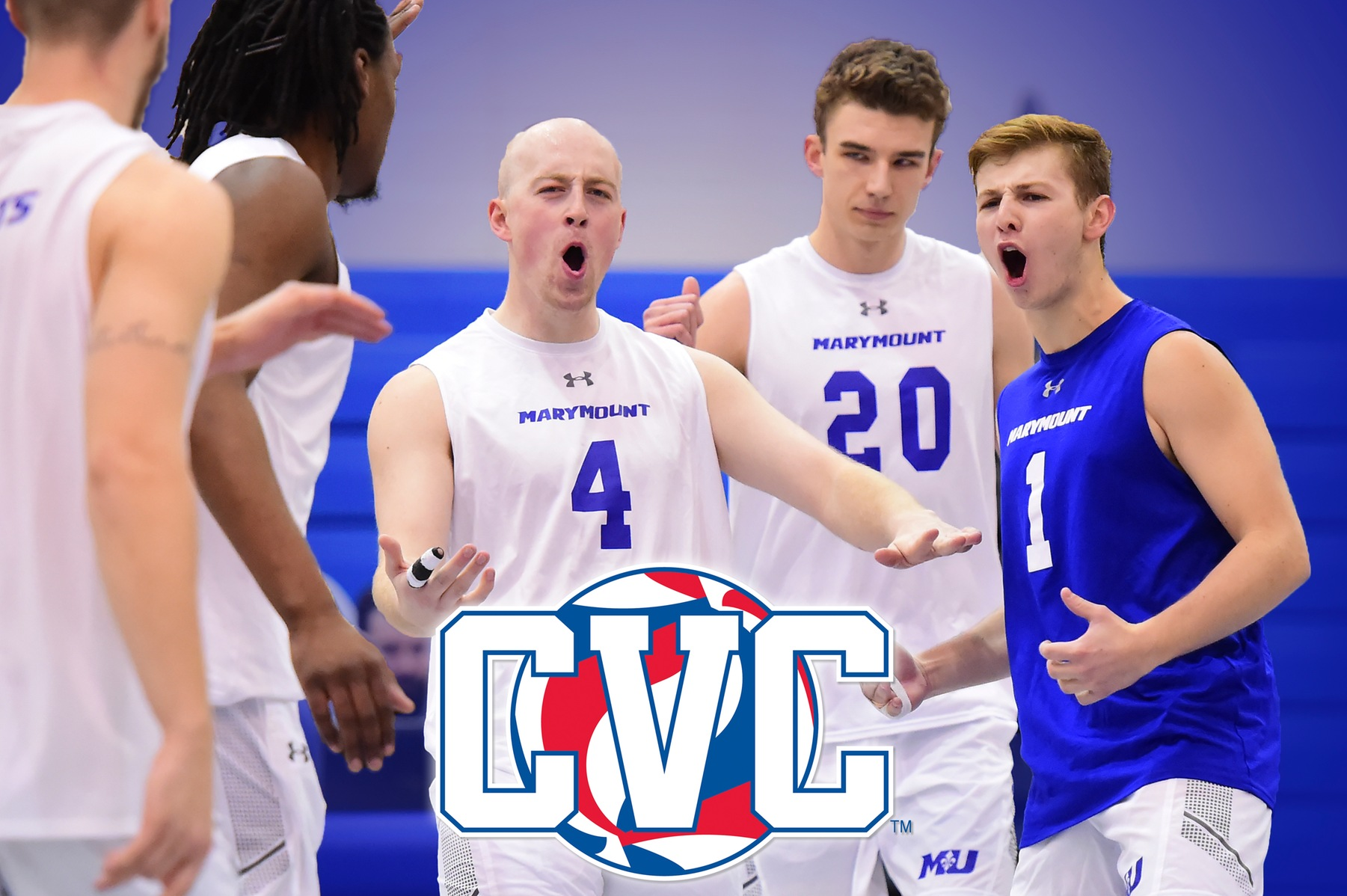 PREVIEW: Men's volleyball set for CVC first-round matchup with Scarlet Raiders