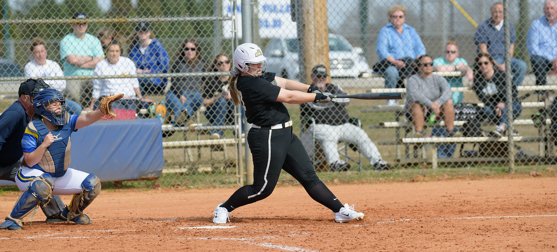 Softball Sweeps Home Doubleheader with Johnson C. Smith