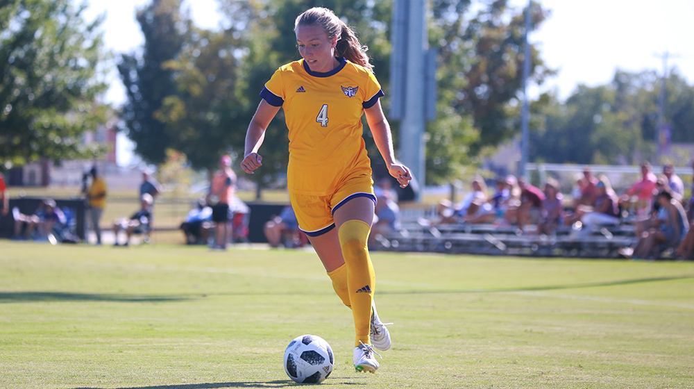 Bereda scores twice to help lead Tech soccer to first OVC win of the year