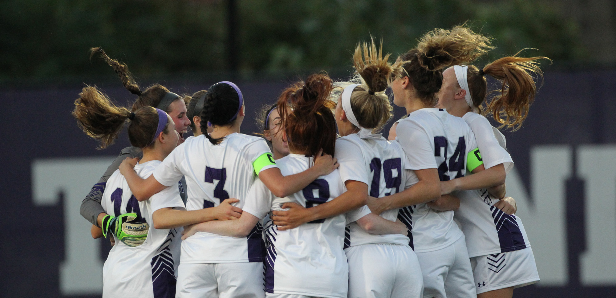 The women's soccer team will open the 2019 season on Aug. 31 ranked 25th in the initial United Soccer Coaches Division III Top 25, which was released by the organization on Tuesday. © Photo by Timothy R. Dougherty / doubleeaglephotography.com