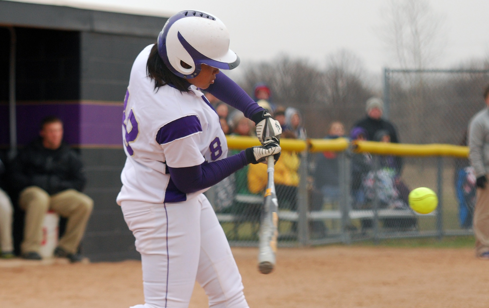 DC Softball Splits in Doubleheader at Bluffton
