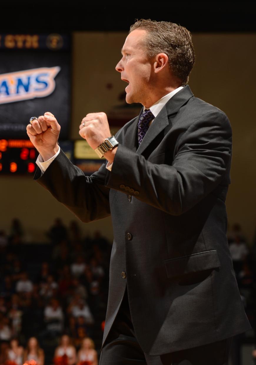 UC Santa Barbara Gauchos men's basketball coaches