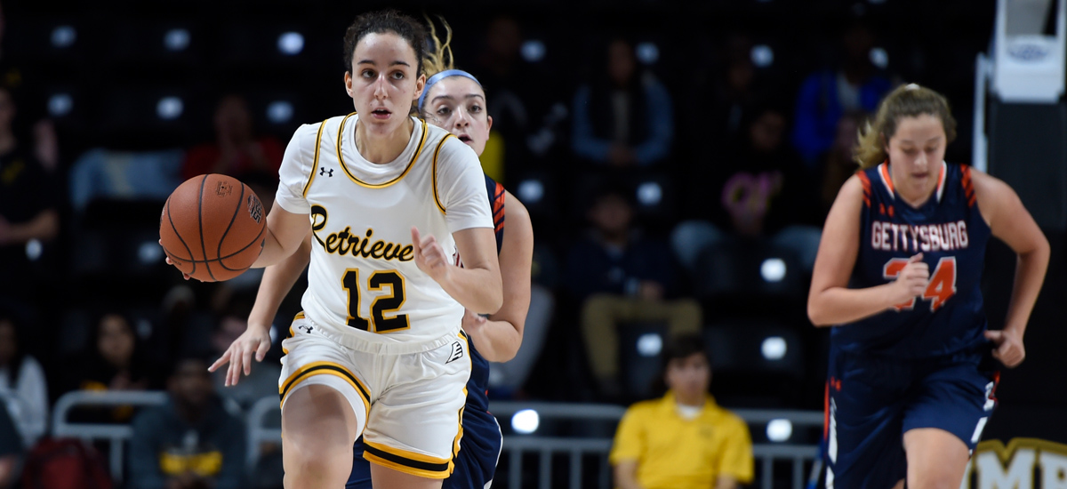 Retrievers Use Balanced Attack in 81-42 Win against Eastern on Thursday
