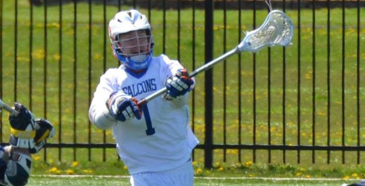 Men's Lacrosse cruises to victory at Alma