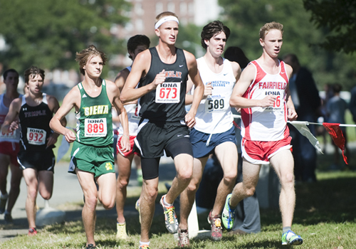 Cross Country Completes Ohio Wesleyan Invitational
