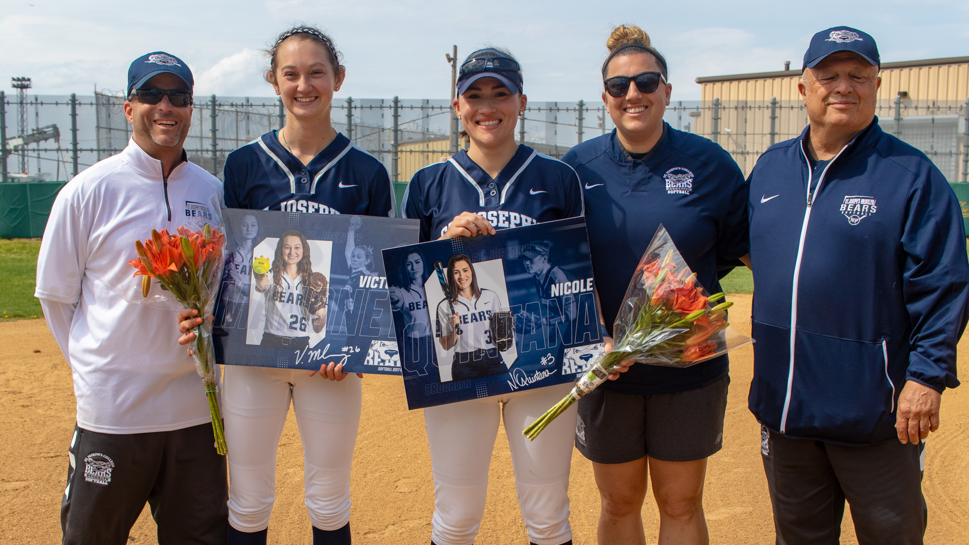 Hartwig's Great Friday Powers Softball Sweep of Sarah Lawrence on Senior Day