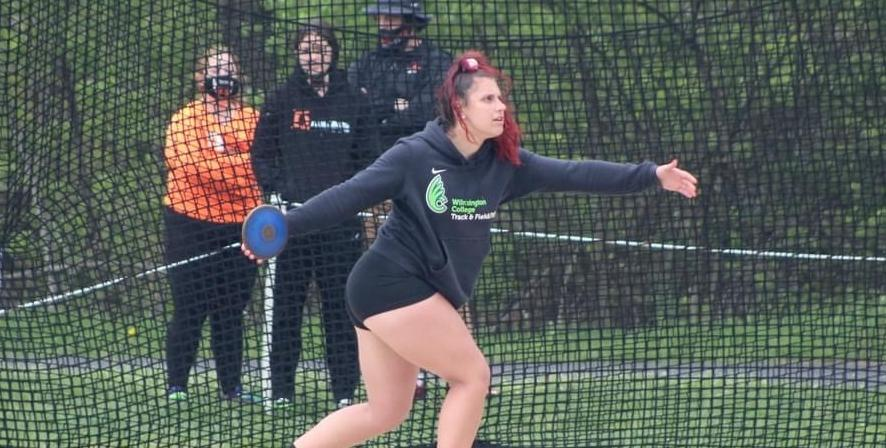 Burke & Sullivan Compete at Harrison Dilliard Twilight Meet