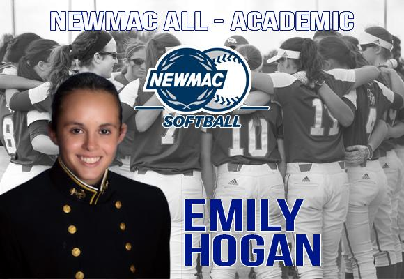 Hogan Named to NEWMAC All-Academic Team