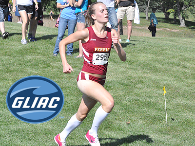 Cross Country's Tina Muir Claims GLIAC Award