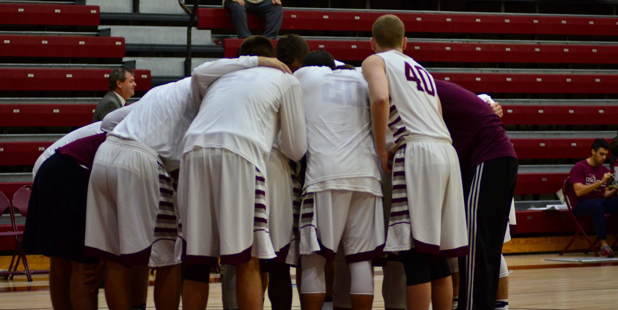 Men's Basketball Comes Up Short Against Wilmington