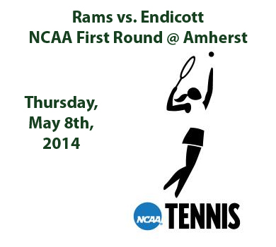 Rams Headed to Amherst for Women's Tennis NCAA's