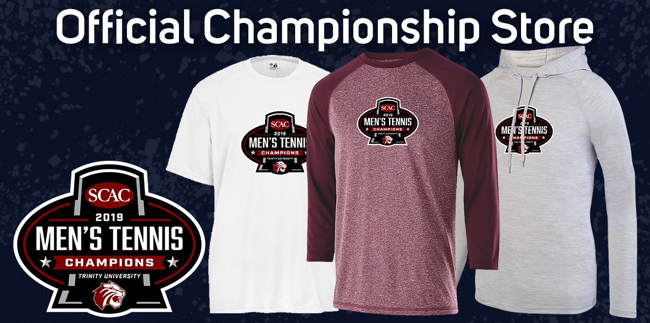 Purchase Trinity University Men's Tennis Winners Gear