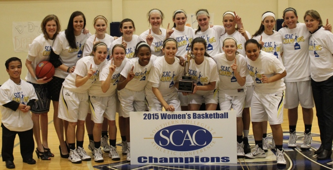 Women's basketball SCAC Champions, punch ticket to Big Dance