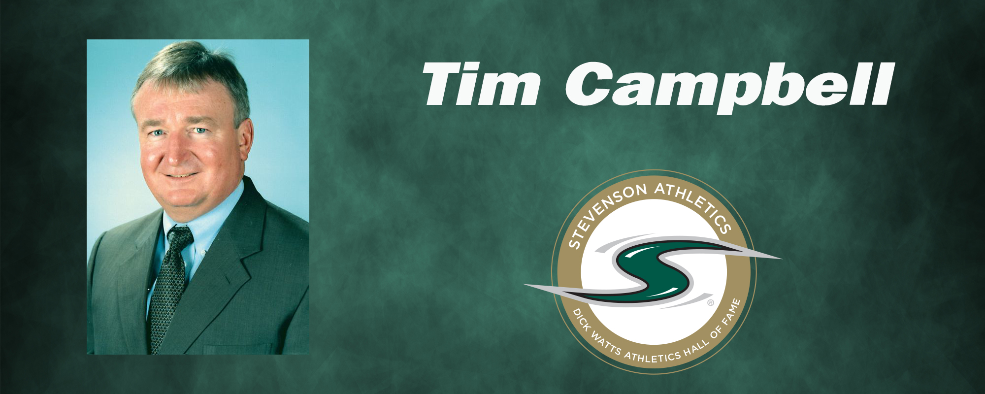 Tim Campbell Named to Dick Watts Athletics Hall of Fame Class of 2018