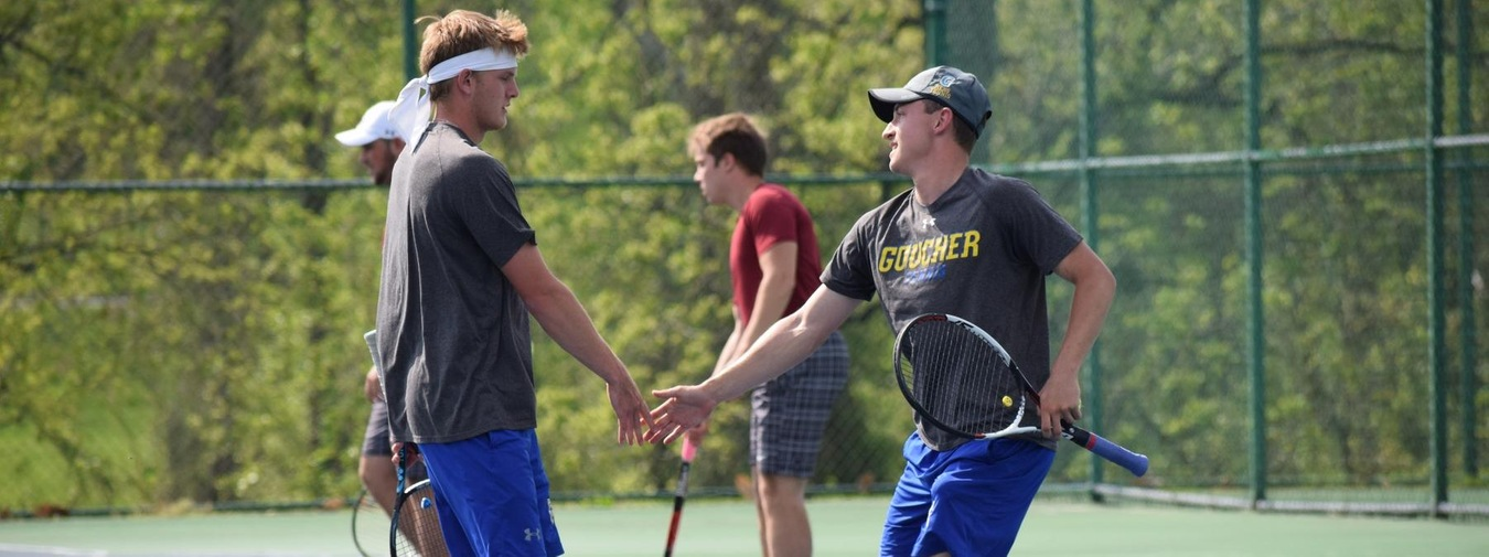 Goucher Men's Tennis Diehls Its Way Into The Landmark Conference Championship Game With 5-0 Win Against Susquehanna