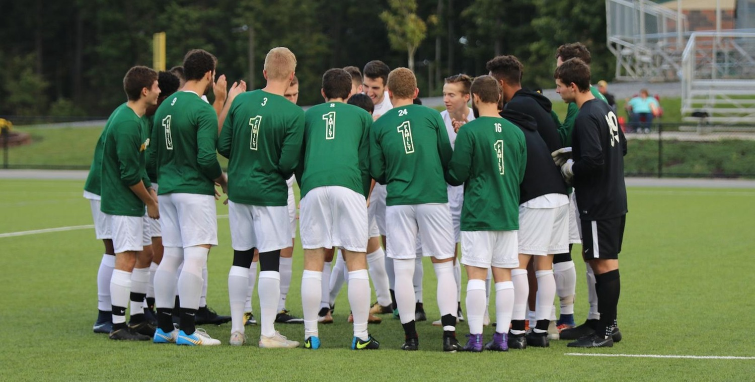 Men's Soccer Falls at Nationally-Ranked Rochester