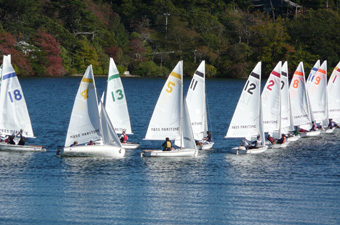 Sailing places 19th at Noringer Invitational