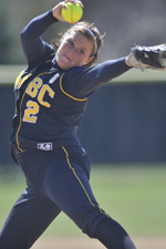 Weigman Named America East Co-Pitcher of the Week