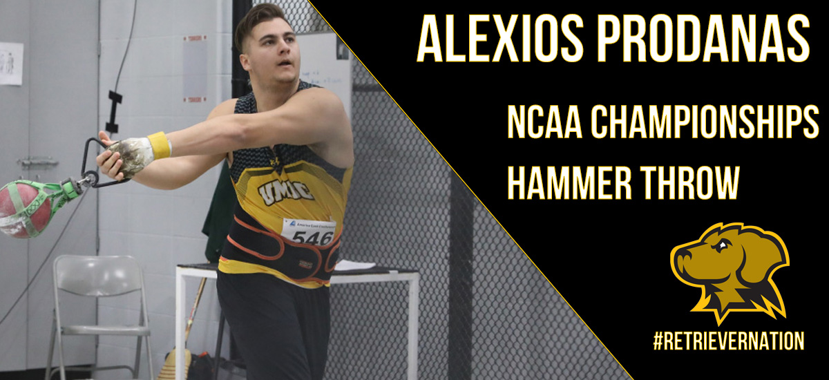 Alexios Prodanas Heads to Texas for NCAA Championships