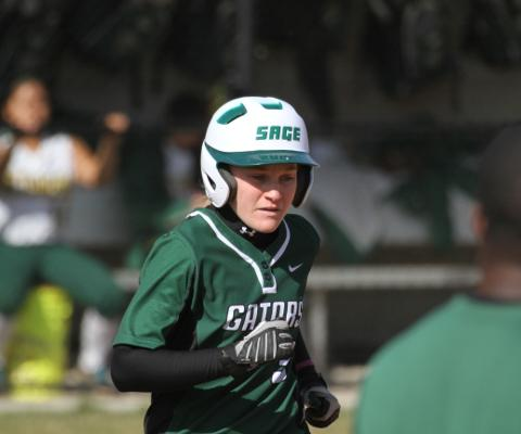 FSC tallies opening win over Sage in Skyline Softball Tournament