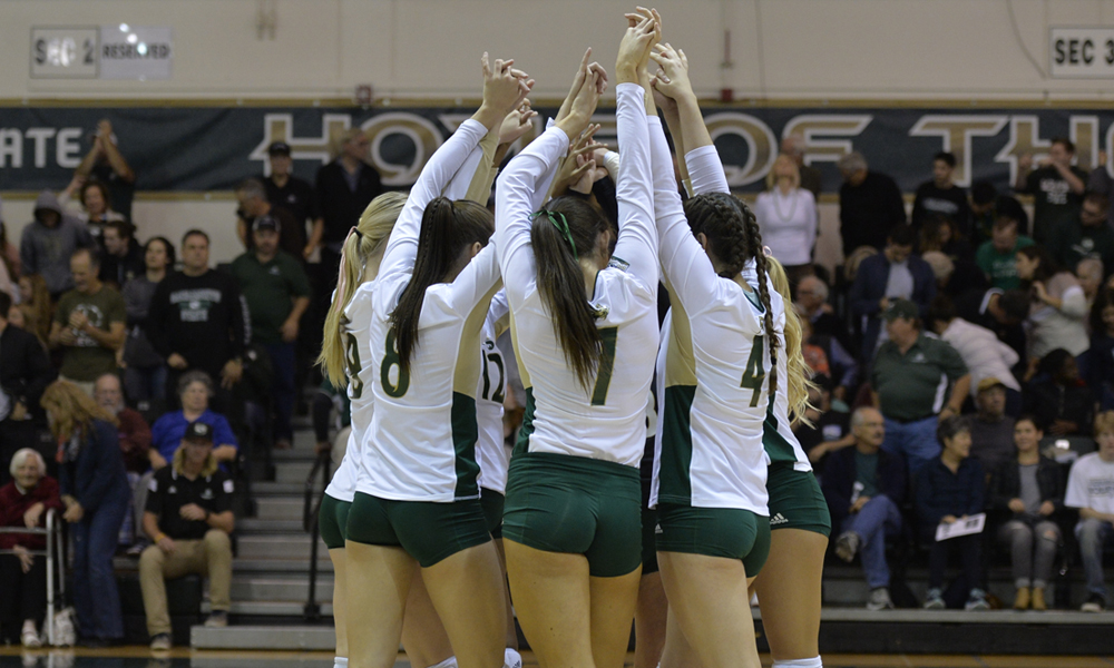 VOLLEYBALL FALLS IN FIVE SETS TO NORTH DAKOTA IN BIG SKY TOURNAMENT CHAMPIONSHIP MATCH