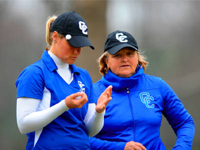 Women's Golf in Eighth at NEC Championships