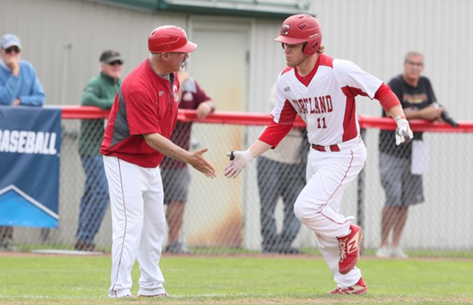 Cortland Opens NCAA Play with 7-3 Win vs. Alvernia