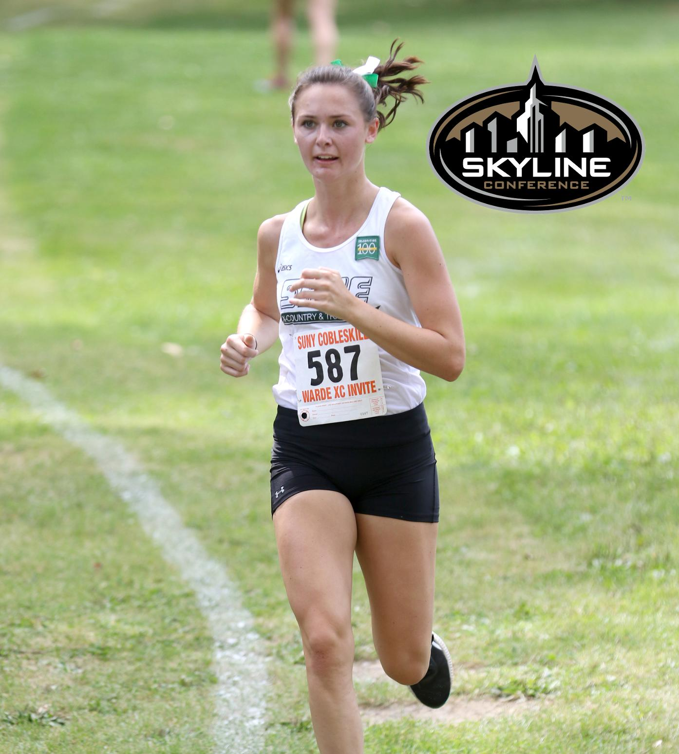 Farrell selected as Skyline Rookie Runner of the Week