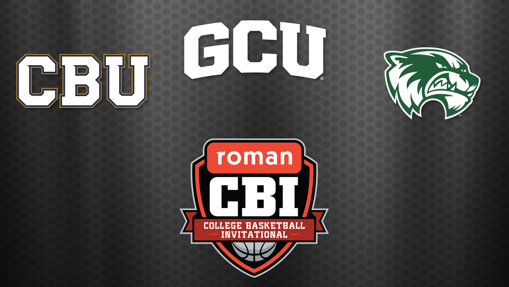 CBU, GCU, UVU to Play in CBI