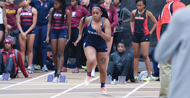 Hounds Compete at St. Joseph's (N.Y.) Winter Indoor Invitational