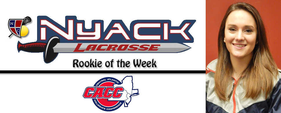 Silvers Earns Rookie of the Week CACC Weekly Accolade
