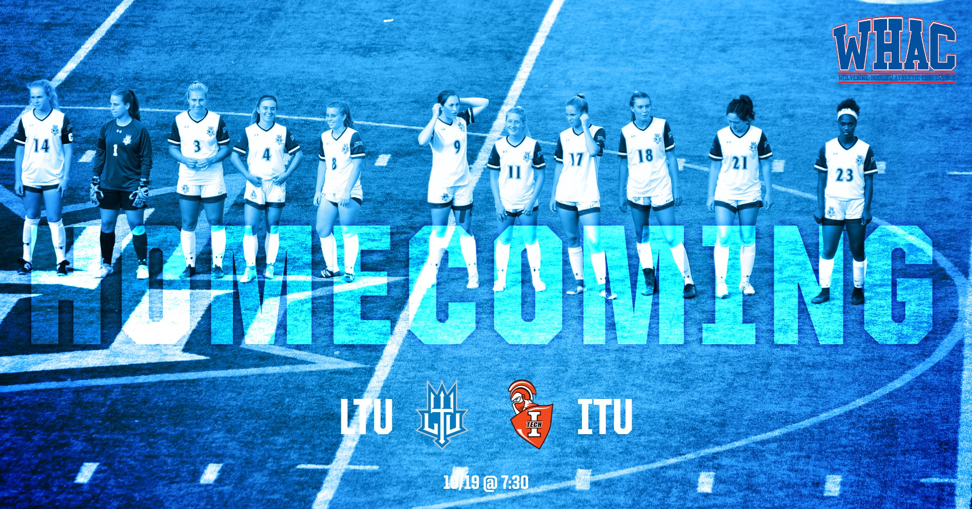Women's Soccer Host Indiana Tech for Homecoming Match on October 19th
