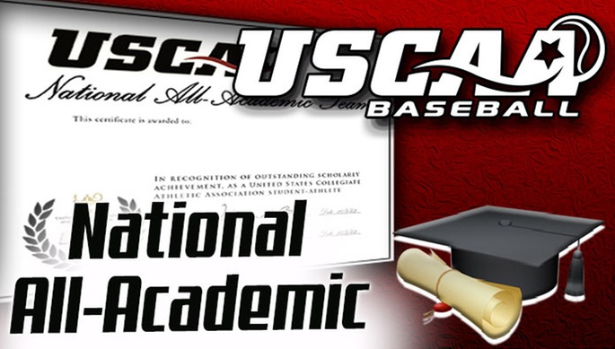 Geyer, Mahoney, and Zuber Named USCAA National All-Academic