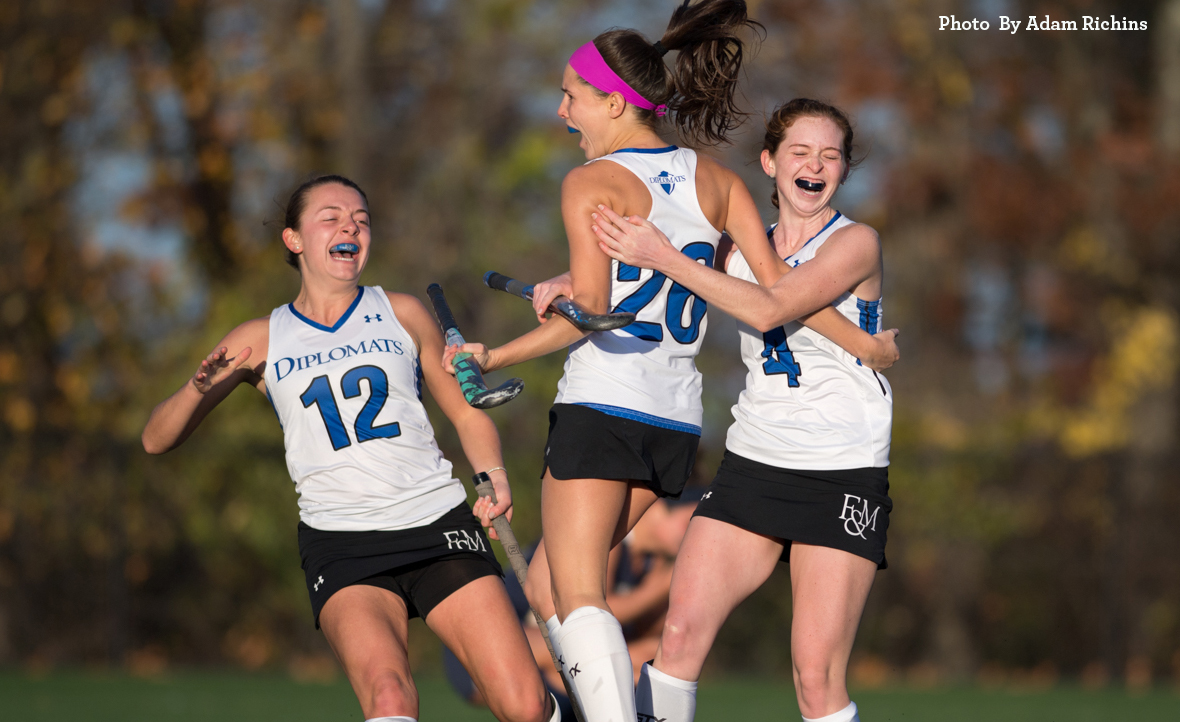 Cole's OT Tally Lifts F&M Into Elite Eight