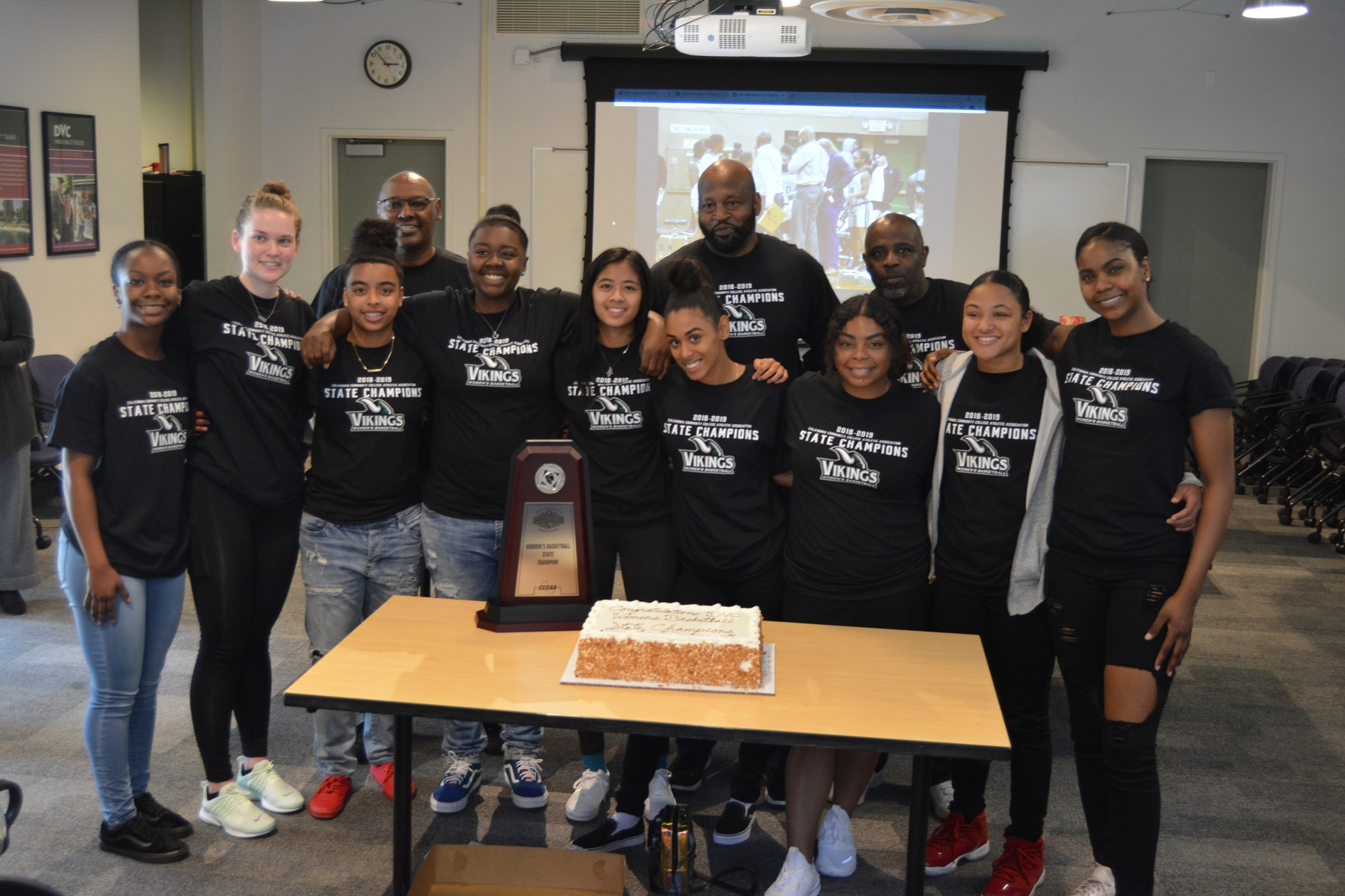 WBB State Championship Recognition Event Photos