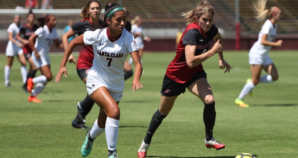 Women's Soccer Has Season-High Offensive Output in Win at Seattle