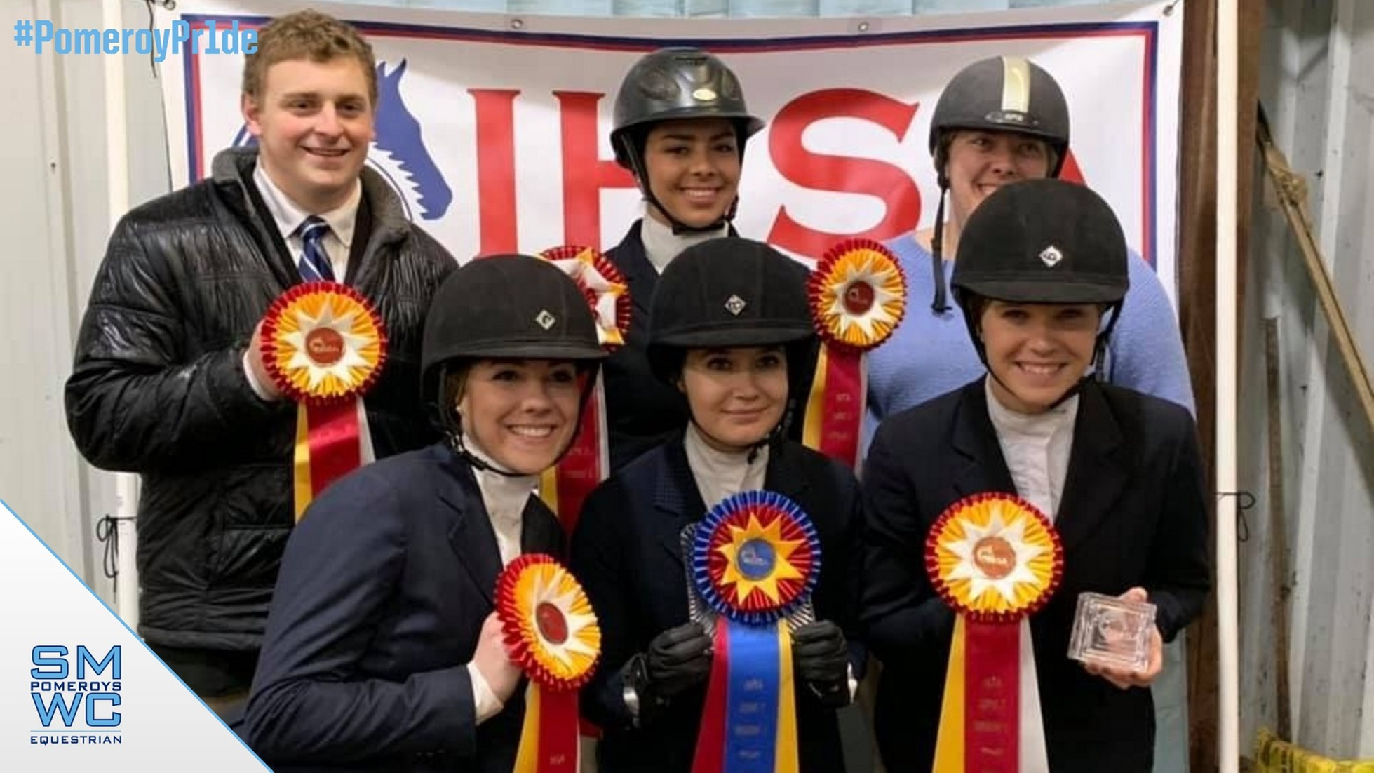 Five Hunt Seat Riders Advance to Zones at Missouri State University