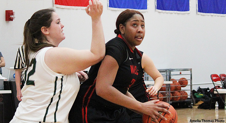 Morrisville Pulls Away For Women's Basketball Victory
