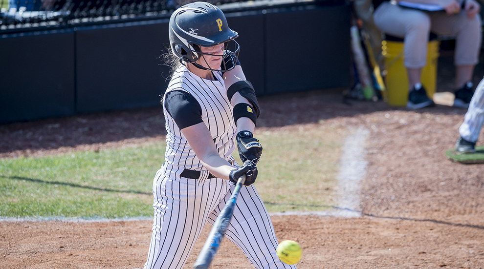 Falcons Use Long Ball to Earn Split at Catawba Invitational