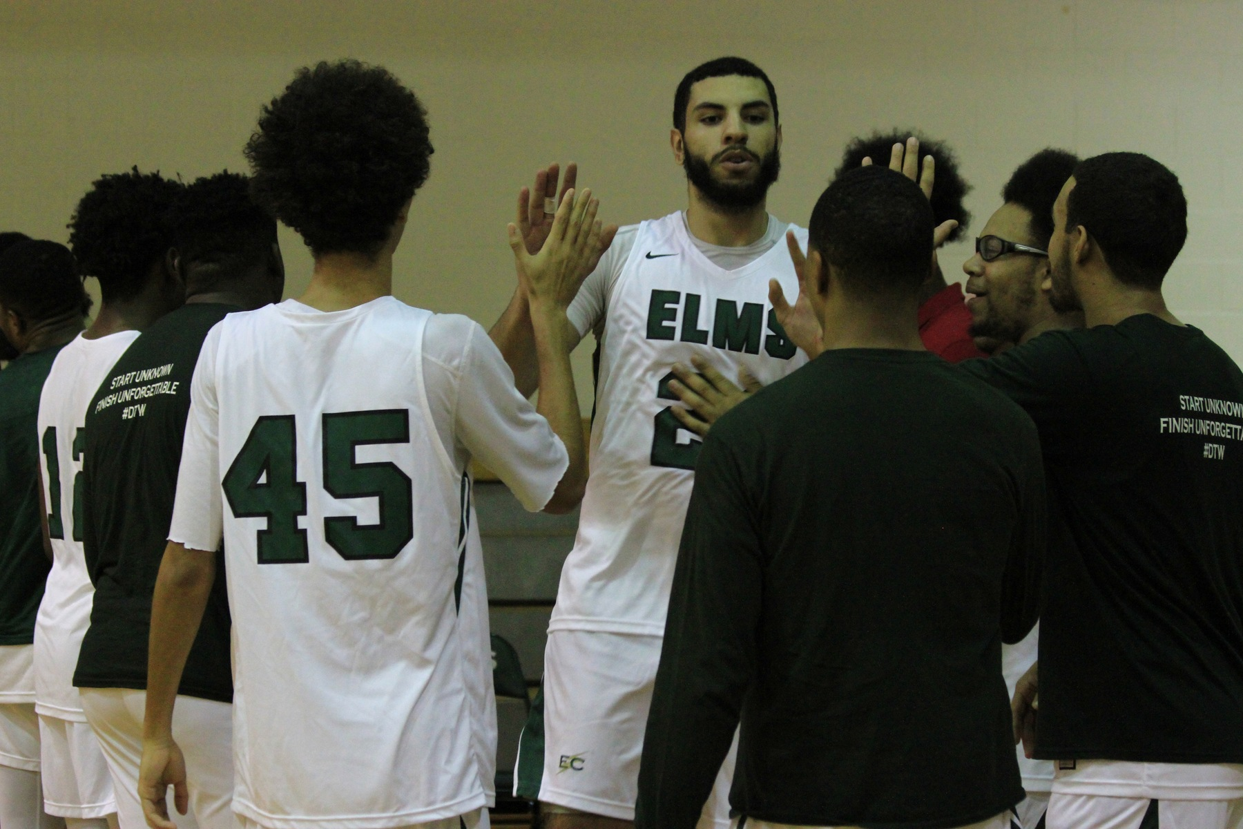Blazer Men's Basketball Picks Up Second Straight Win, 54-48 At Norwich