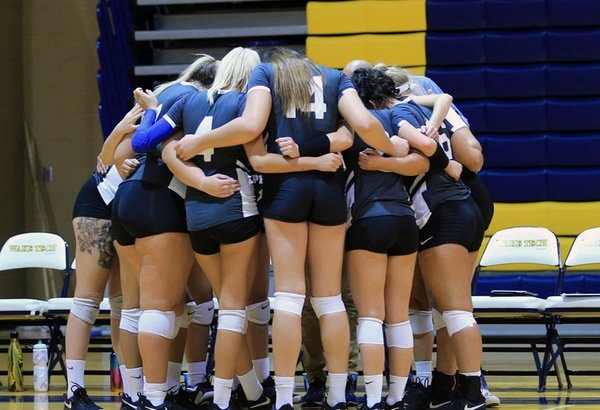 CFCC Volleyball Loses to Wallace State