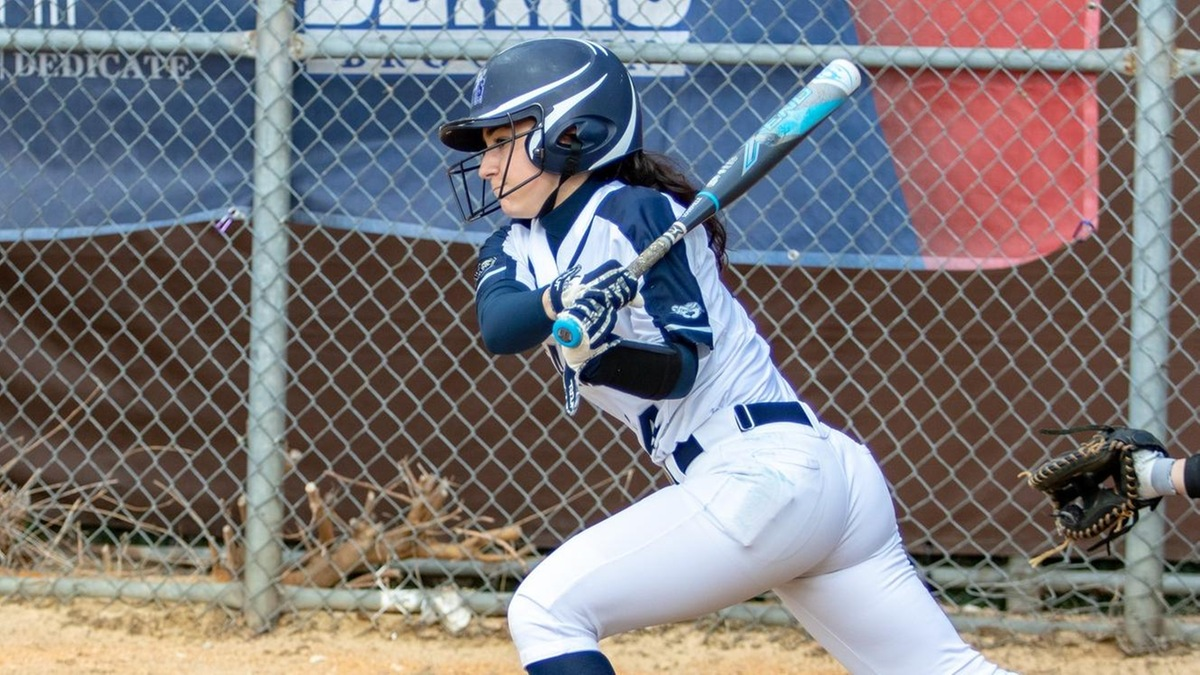 Softball Battles Mount Saint Mary But Streak Halted At Six