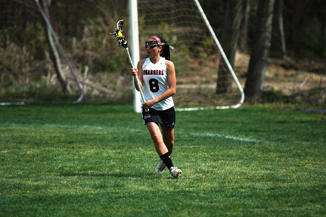 WOMEN'S LACROSSE UPENDS WILDCATS