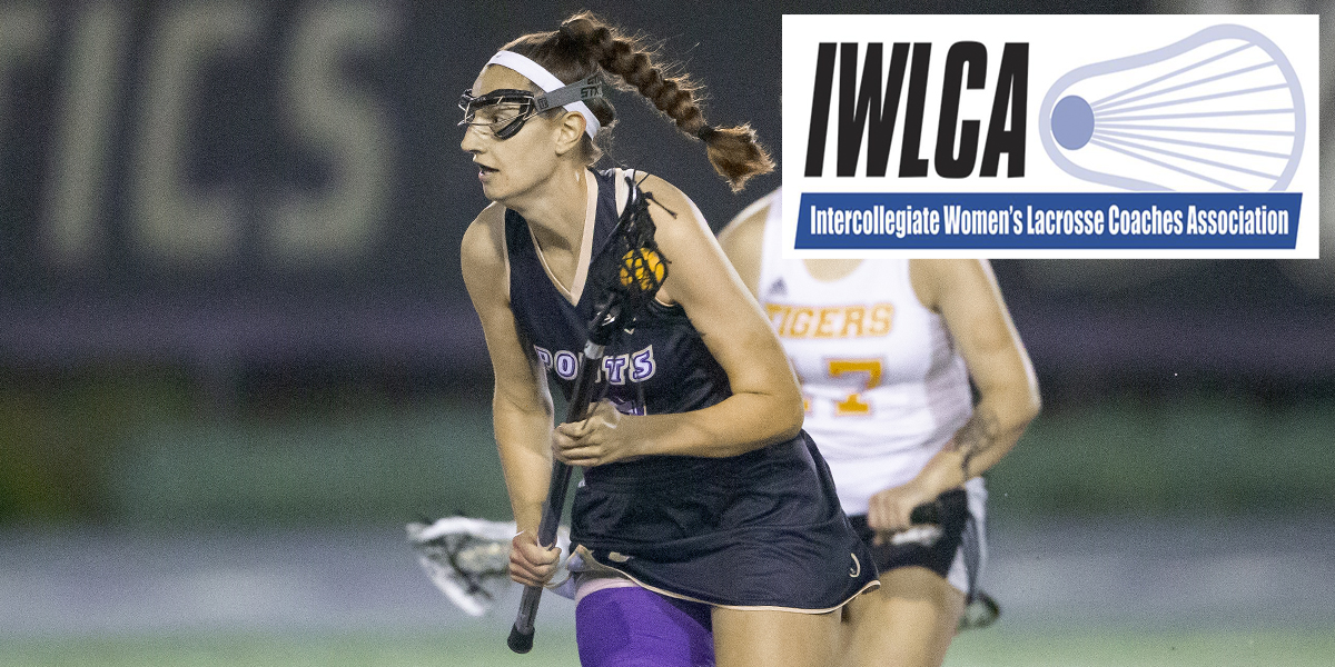 Lexie Meanor named IWLCA All-West Region
