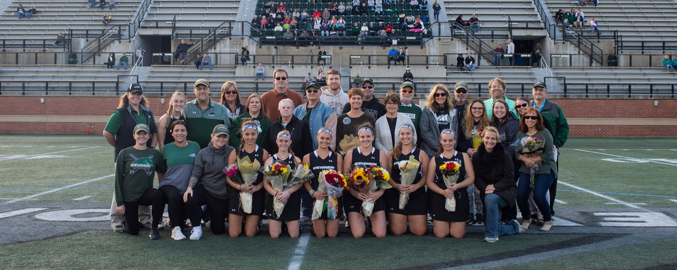 Mustangs Fall to Albright in Overtime on Senior Day