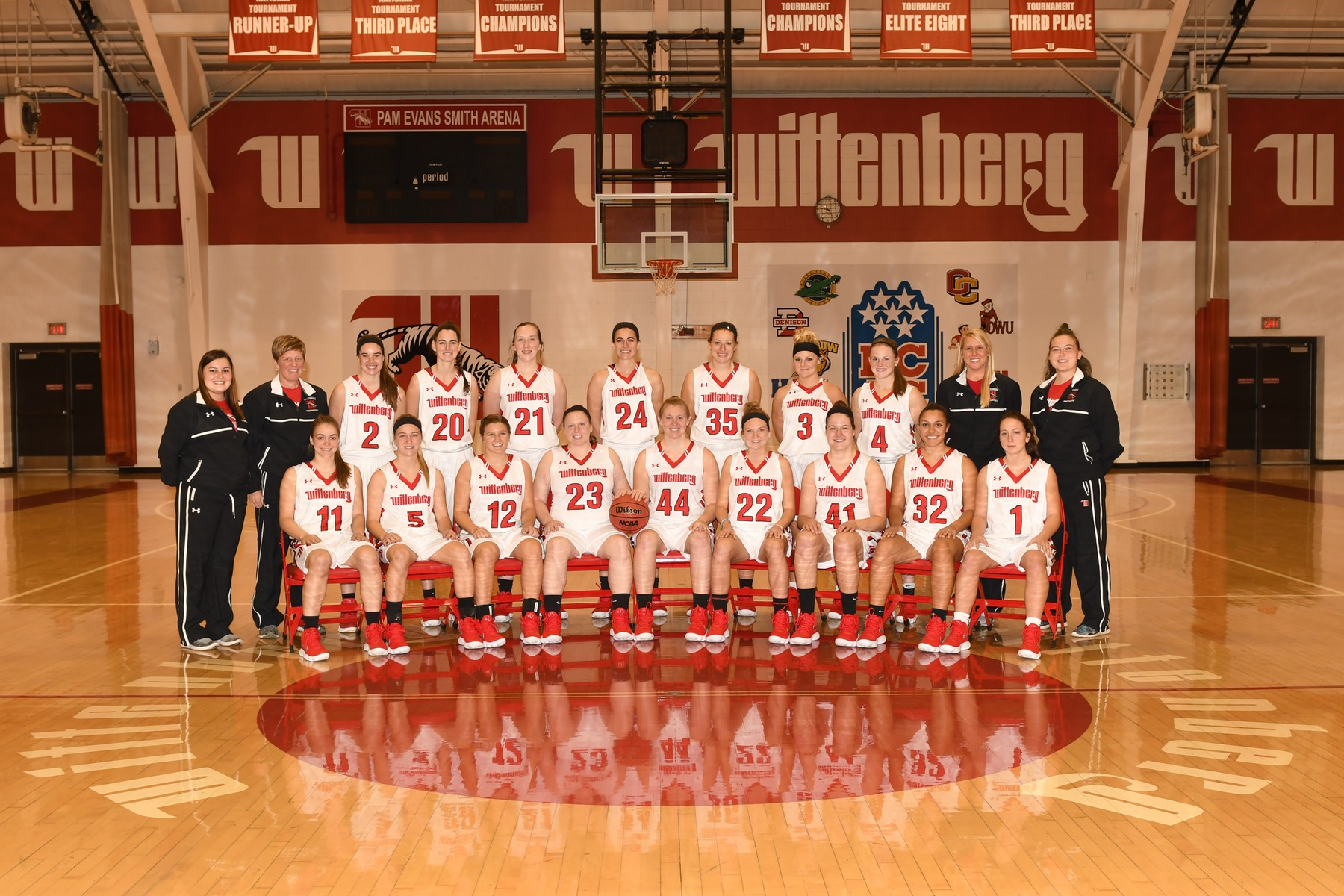 2017-18 Wittenberg Women's Basketball
