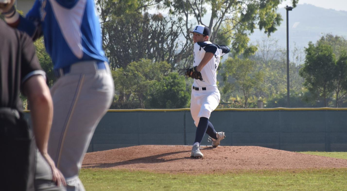 Baseball team blanks West LA behind Venturelli's strong effort