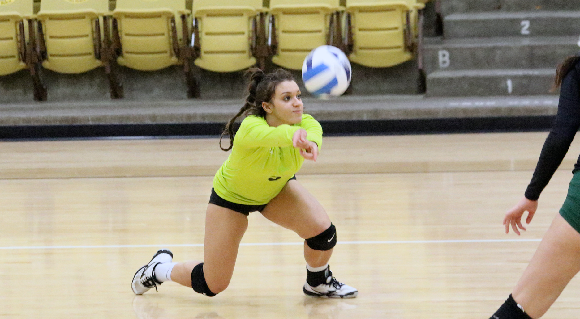 Lady Saints Sweep Busters To Get Back In Win Column